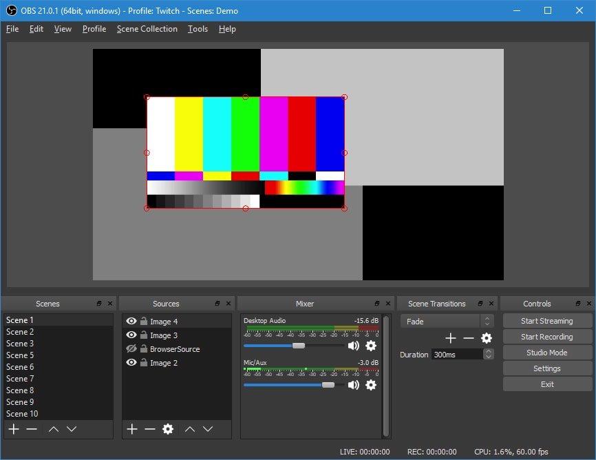 Ubuntu使用Vokoscreen软件录屏